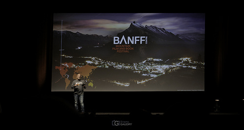 BANFF Mountain film and book festival