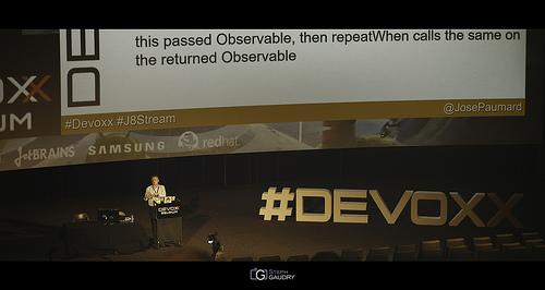 Devoxx2015 - Java 8 Stream and RxJava