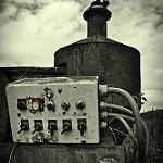 Fermes et ateliers abandonnés