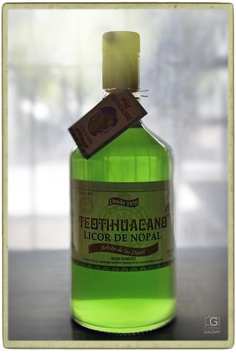 TEOTIHUACANO - LICOR DE NOPAL