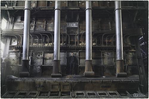 Industrial autoportrait
