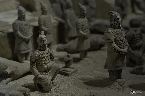 Necropolis of the Terracotta Army