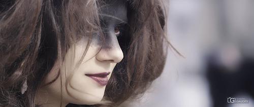 Réplicant Priscilla Stratton (Pris - Blade Runner)