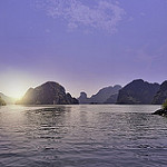 Baie d'Along (ou baie d'Ha Long)