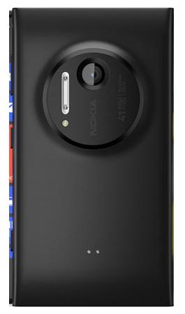 Le côté appareil photo du Nokia Lumia 120