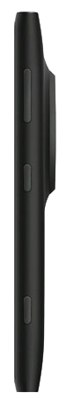Vue de la tranche du Nokia Lumia 120