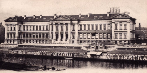 Institut de Zoologie de Liège en 1885