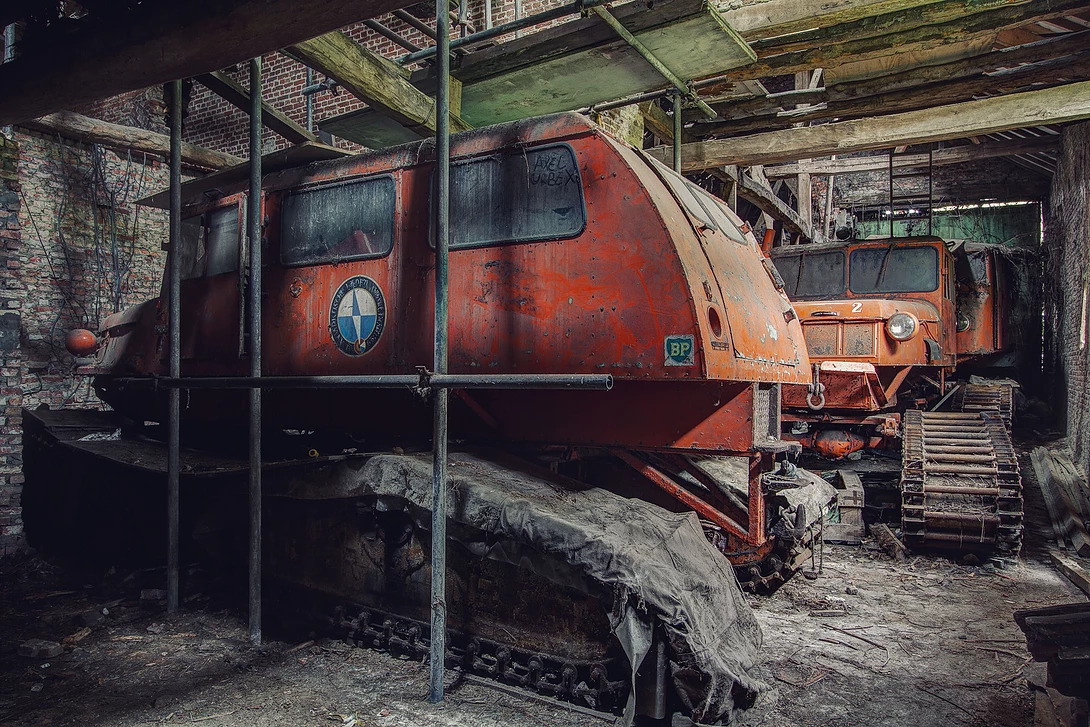 Urbex Antarctica Expedition