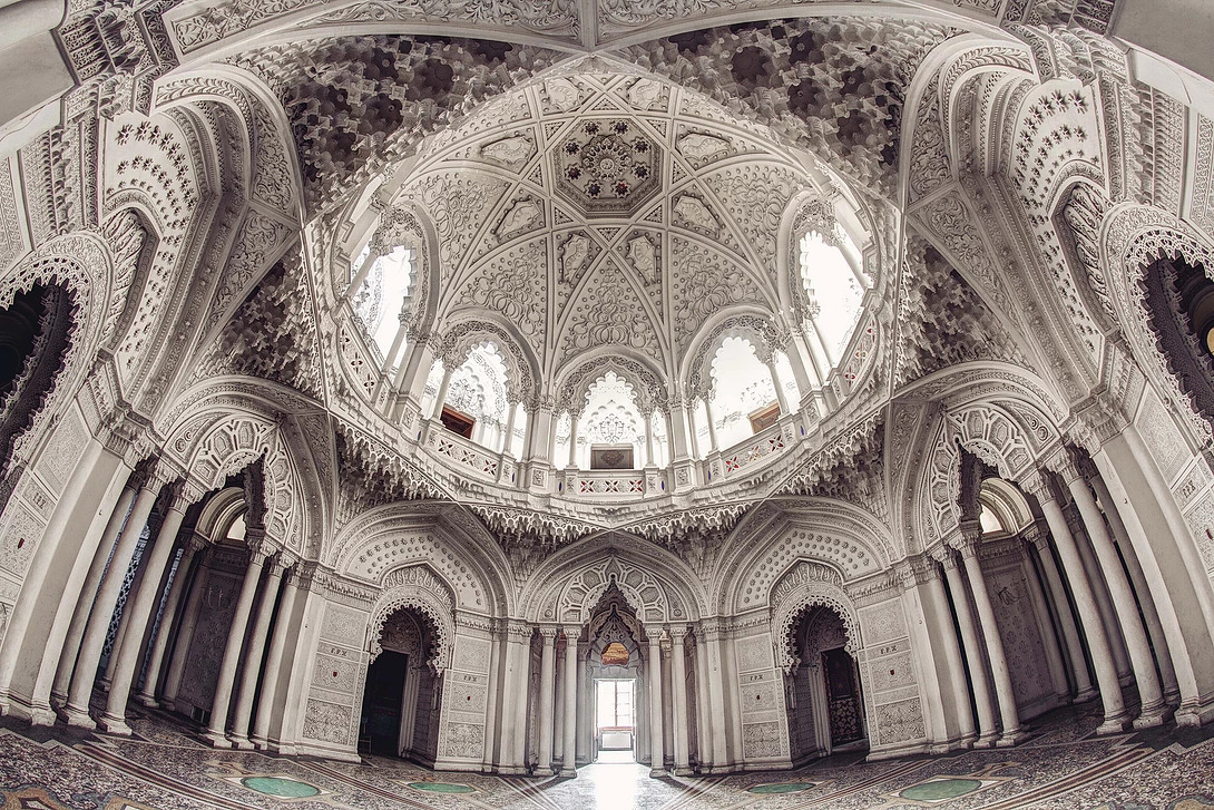 Urbex Fairytale Castle,