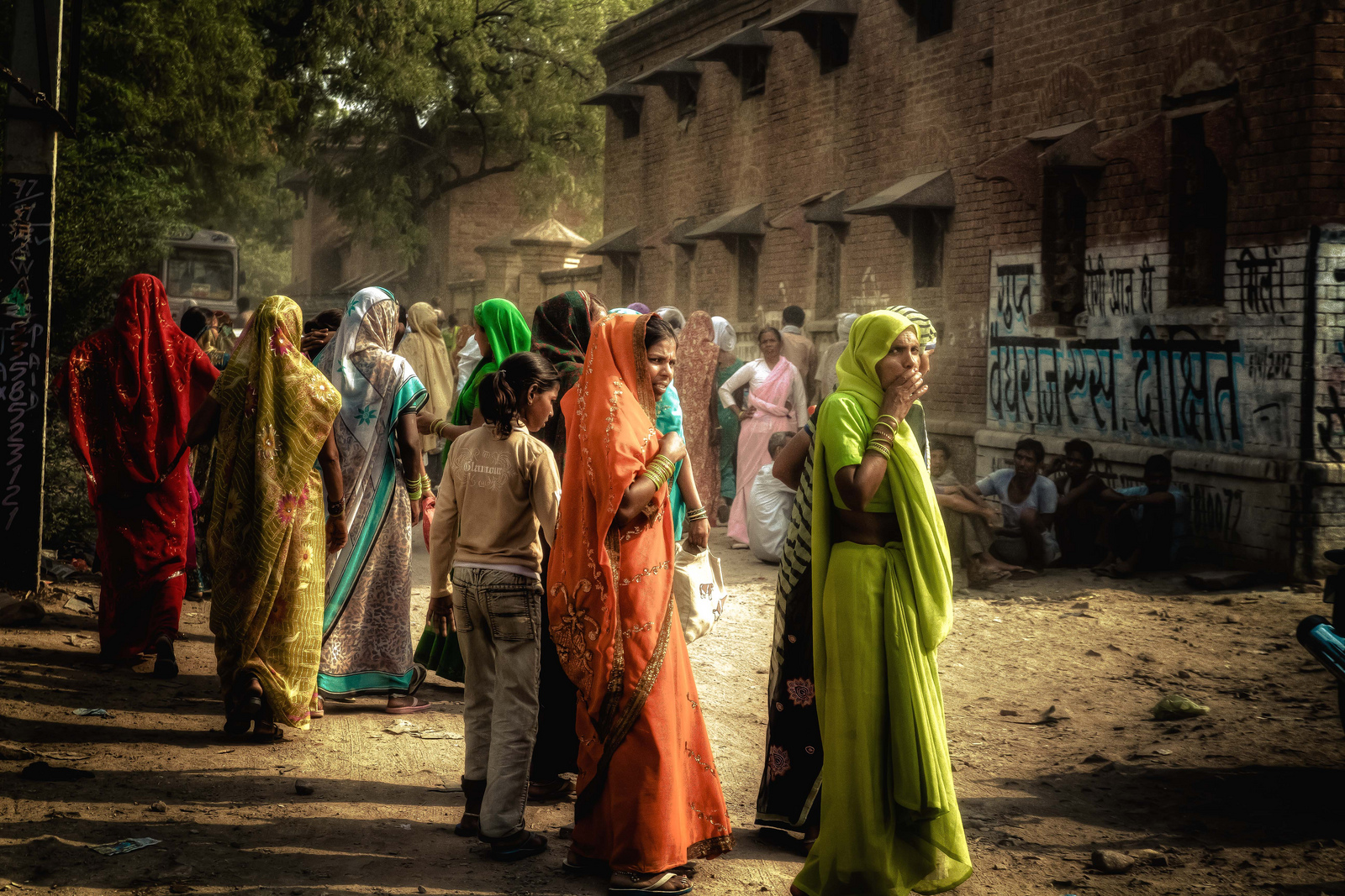 Agra street photography