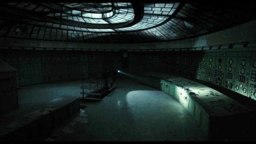 "Extrait du film ""Chernobyl Diaries"""