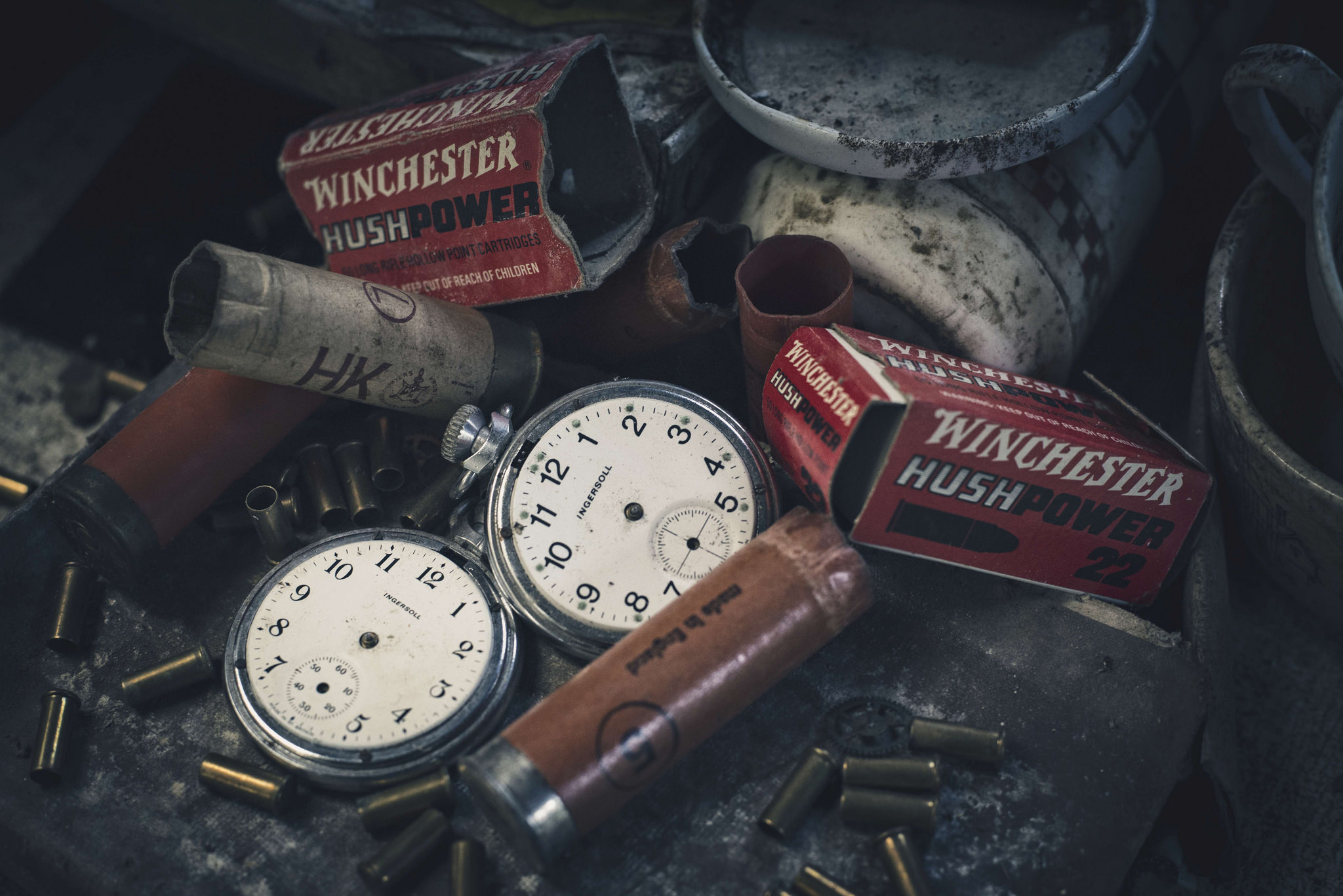 Shooting Times- ©Mark Williams