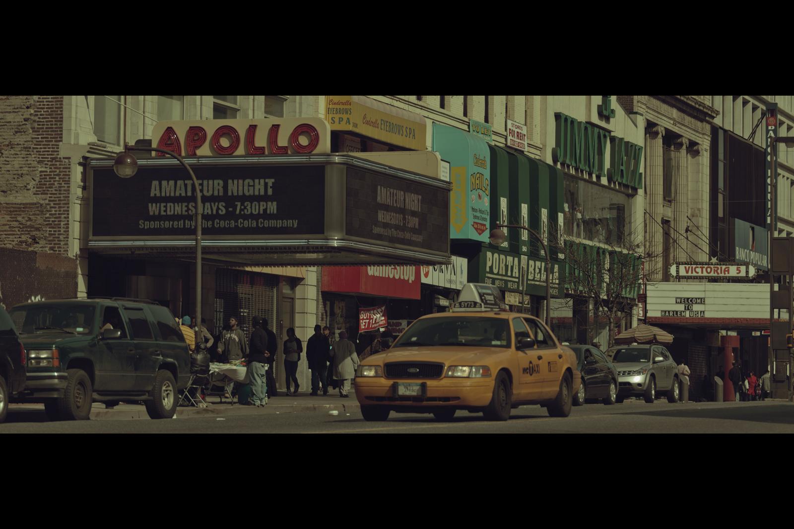 Harlem-Apollo - ©Maxime Villalonga