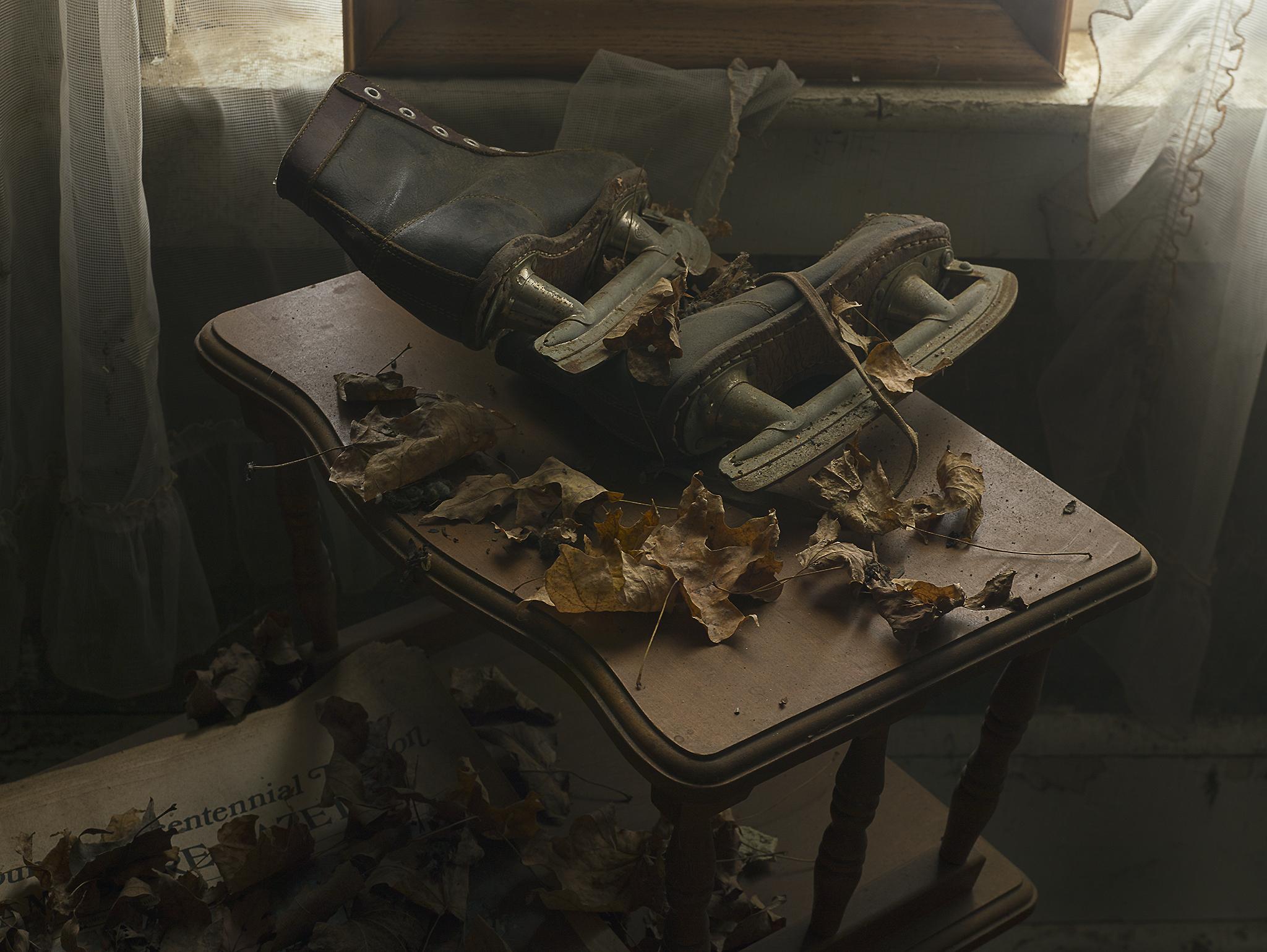 Dust - ©Rebecca Bathory