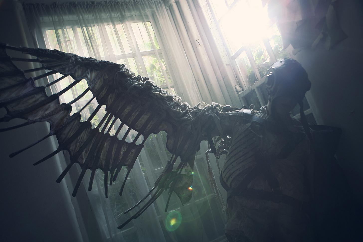 Erebus Realm of Dystopia - ©Rebecca Bathory