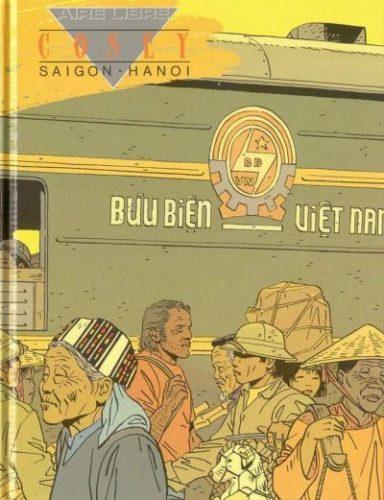 Couverture Saigon-Hanoi